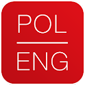 Dictionary Polish English icon