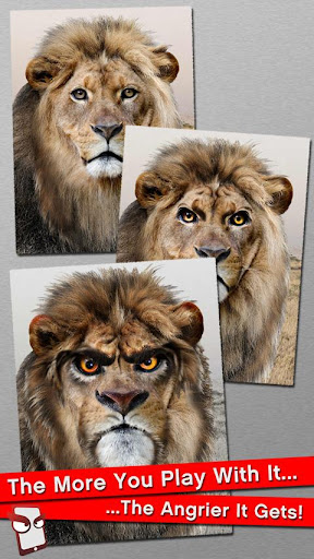Angry Lion Free