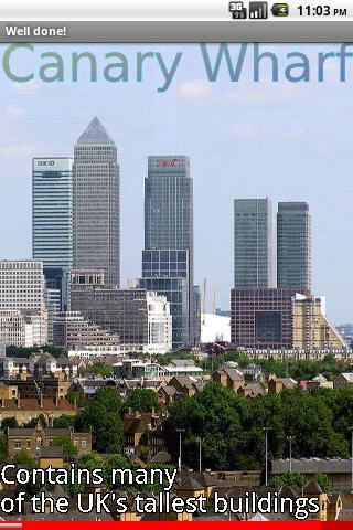 Famous London Landmarks- screenshot