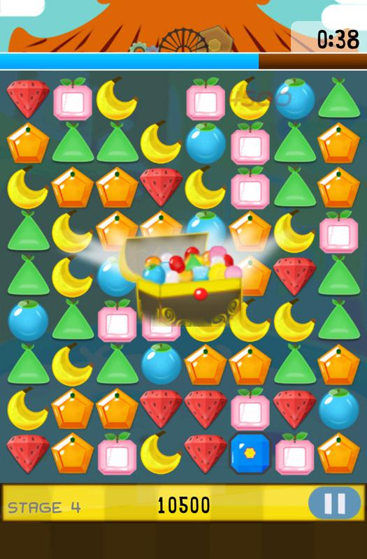 Fruit Jewels- screenshot