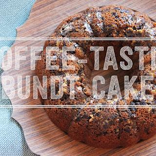 Toffee-tastic Bundt Cake #BundtBakers.
