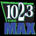 102.3 The Max icon