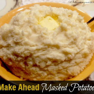 Best Make-Ahead Mashed Potato Recipe Perfect Mashed Potato Recipe