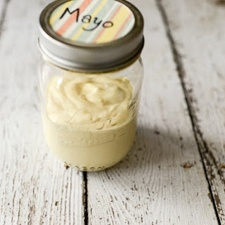 Homemade Mayonnaise Tutorial and.