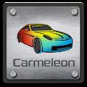 자동차의 모든것, carmeleon, 카멜레온 logo