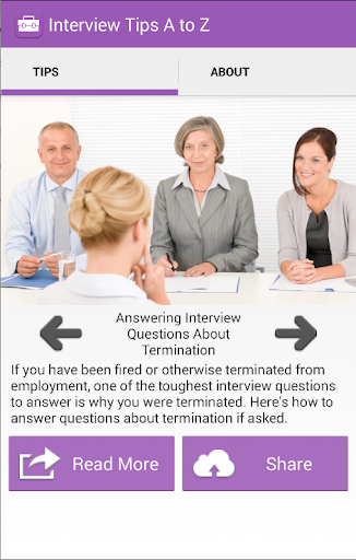 Interview Tips by Alison Doyle