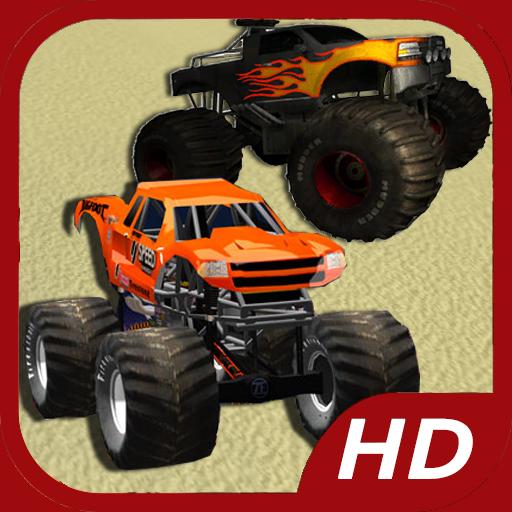 玩賽車遊戲App|Monster Truck Games免費|APP試玩