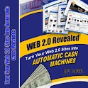 Web 2.0 Site Into Cash Machine logo