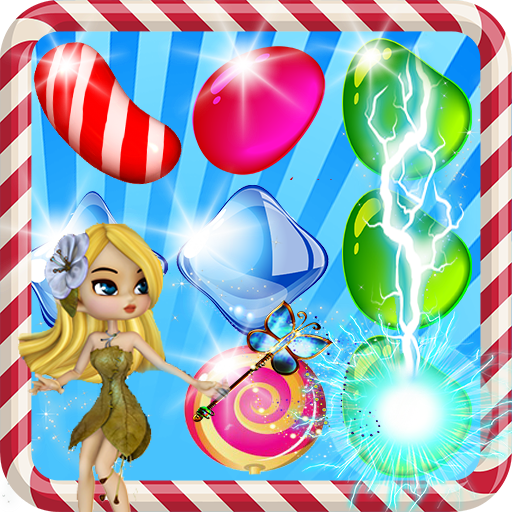 CANDY Hero Star LOGO-APP點子