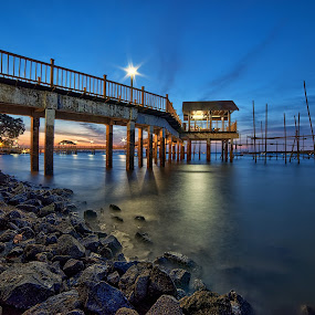 Changi Board Walk by Kafoor Sammil - Buildings & Architecture Bridges & Suspended Structures ( changi board walk )
