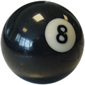 Quicky Flicky 8 Ball Pool icon