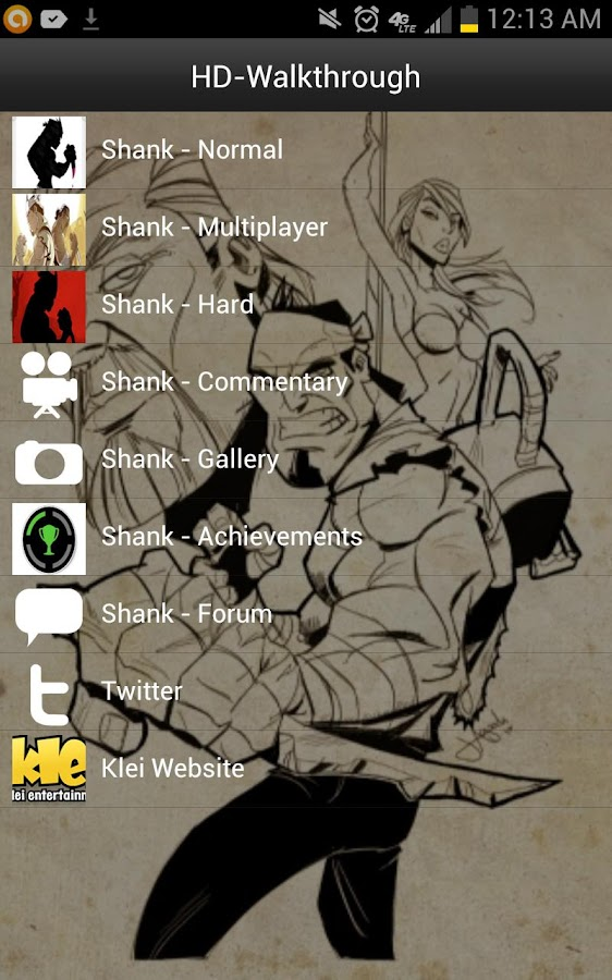 Shank Pro Collection - screenshot