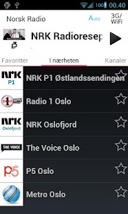Norsk Radio Pluss - screenshot thumbnail