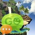 GO SMS Pro Theme tropical icon