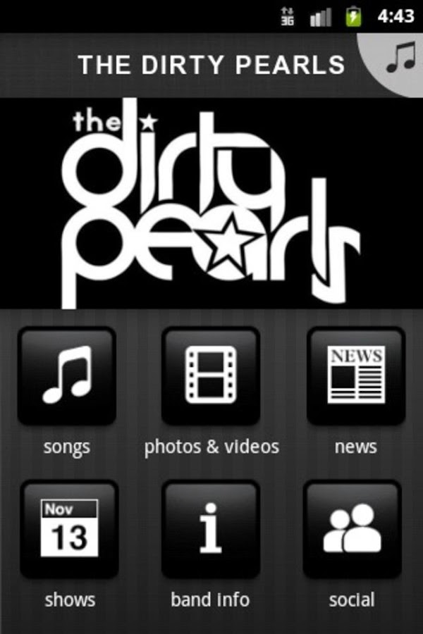 THE DIRTY PEARLS - screenshot
