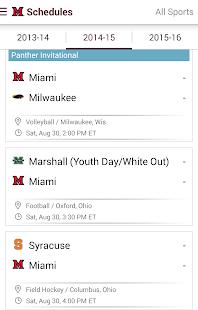 Miami RedHawks: Free - screenshot thumbnail