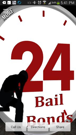 24 Hours Bail Bonds