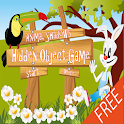 Animal Shadows - Hidden Object