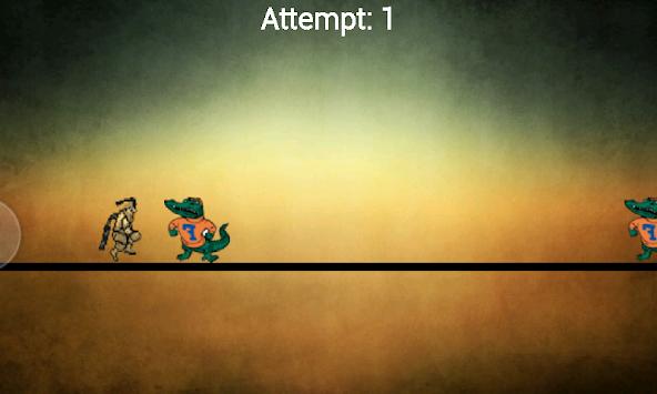 U Can't Finish! apk screenshot