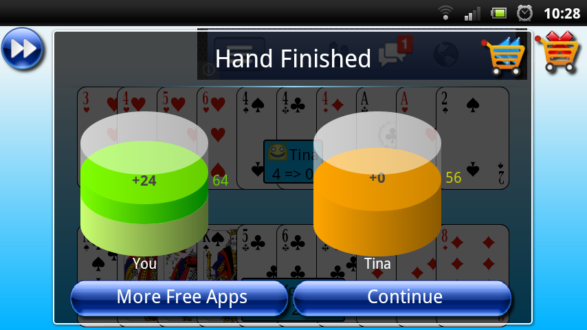 G4A: Gin Rummy- screenshot
