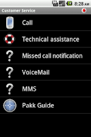 Screenshot of Pakk