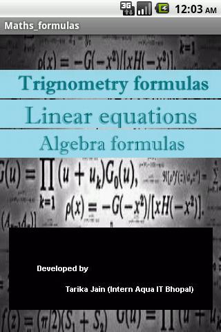 Maths_formula