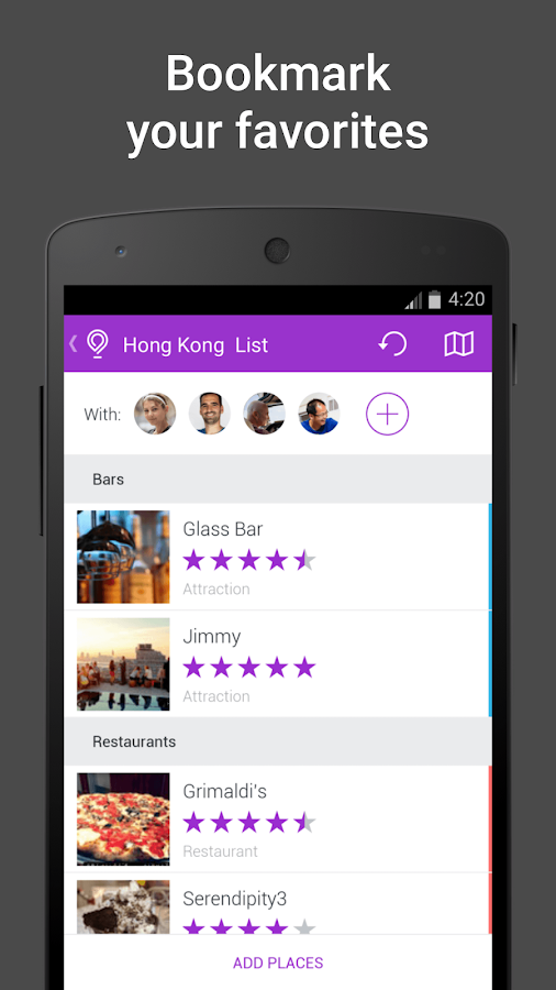Hong Kong City Guide - Gogobot- screenshot