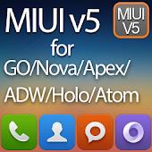 MIUI v5 GO/Nova/Holo/ADW Theme
