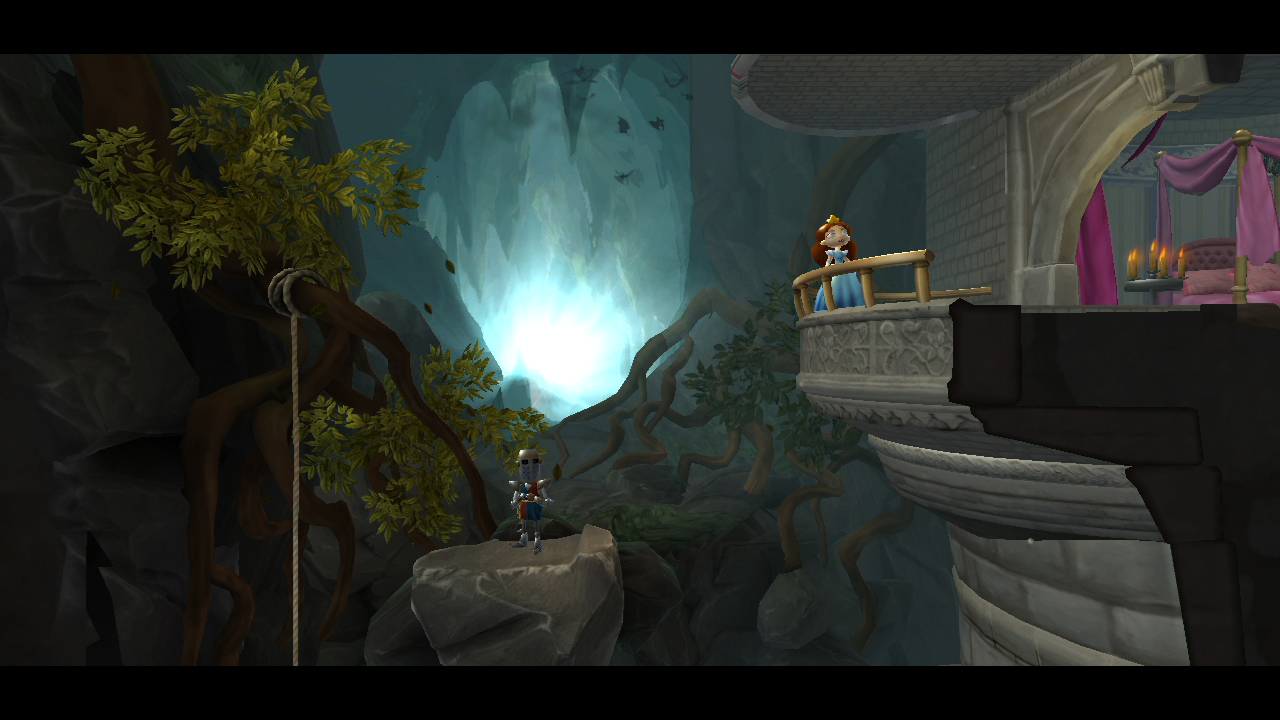 The Cave - screenshot