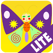kids Puzzle:Butterfly Lite