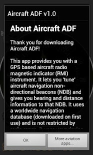 Aircraft ADF Free - screenshot thumbnail
