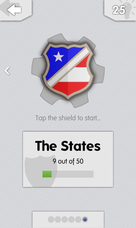 A Game of Flags- screenshot