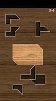 Screenshot of Tangram Puzzle