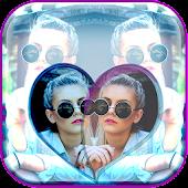 Photo Mirror Reflection Effect