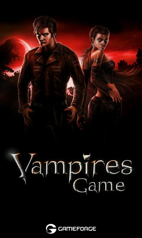 Vampires Game - screenshot