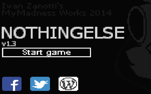NothingElse - A macabre Tale- screenshot thumbnail