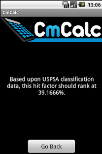 CmCalc - screenshot thumbnail