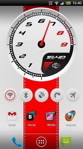Race Sport HD Widgets + WP
