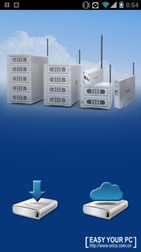 ORICO Home Cloud Media Center