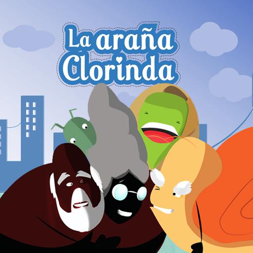 Cuento free :La araña clorinda LOGO-APP點子