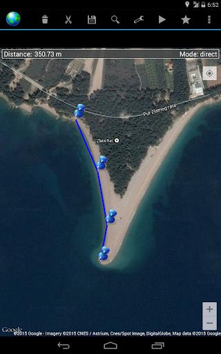 Map Distance Meter  screenshots 7