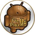 Fix, Plex Me icon