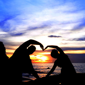 by Aditya Maulana - People Couples ( Love is in the Air, Challenge, photo )