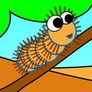 Fuzzy Little Caterpillar Android Apps On Google Play