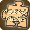 Jigsaw Puzzle 43560 icon