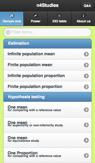 how to calculate sample size for a case control study