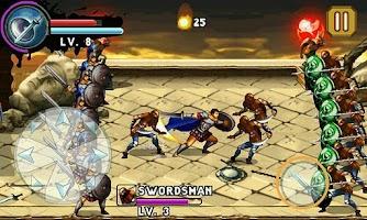 Screenshot of Immortals