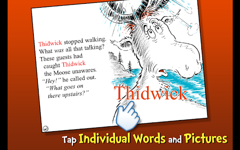 Thidwick - Dr. Seuss- screenshot thumbnail