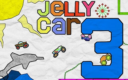 JellyCar 3 - screenshot thumbnail