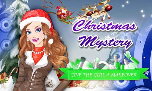 Christmas Mystery: Girl Makeup